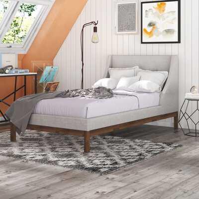 Quarles Upholstered Platform Bed - Wayfair