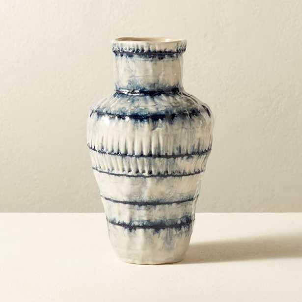 Sando Blue Vase - CB2