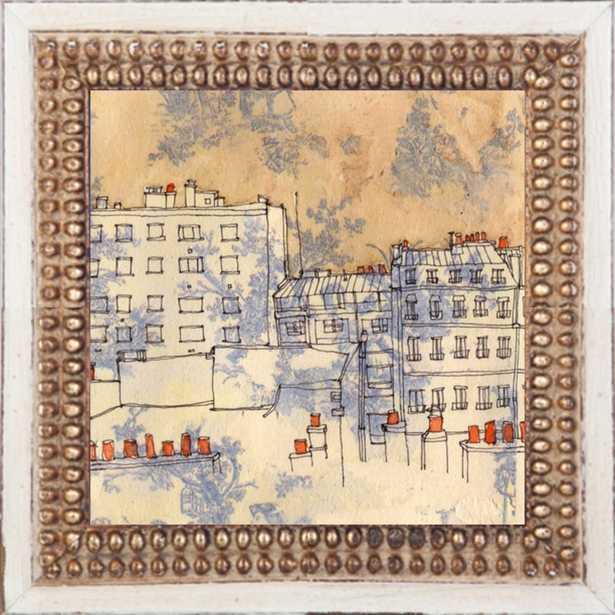 Antoinette in Paris by Misato Suzuki for Artfully Walls - Artfully Walls
