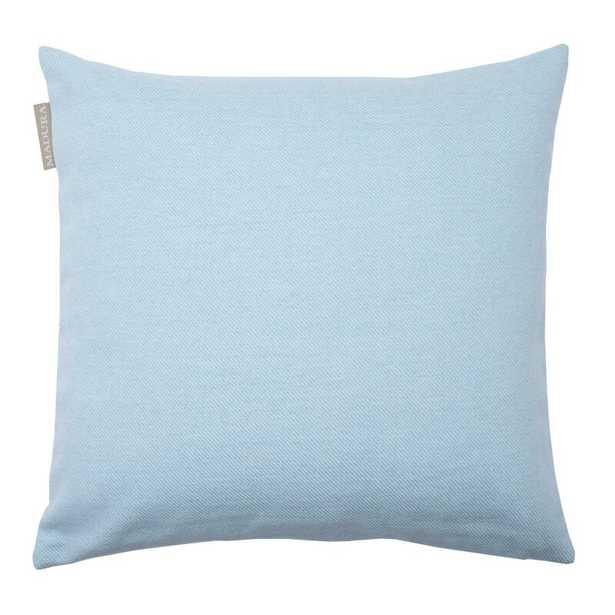 "Madura Urban 16"" Pillow Cover Color: Pastel Blue - Perigold"