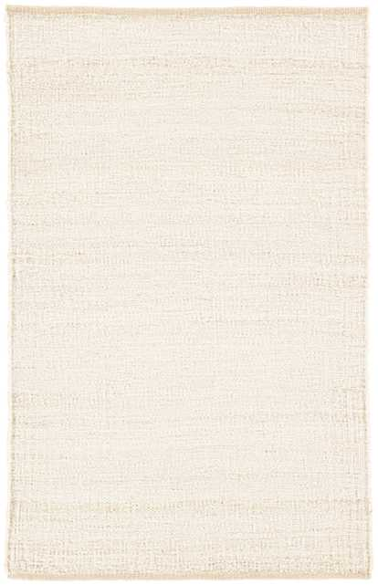 Anthro Natural Solid Cream Area Rug (10'X14') - Collective Weavers