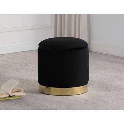 Storage Ottoman Footrest - Wayfair