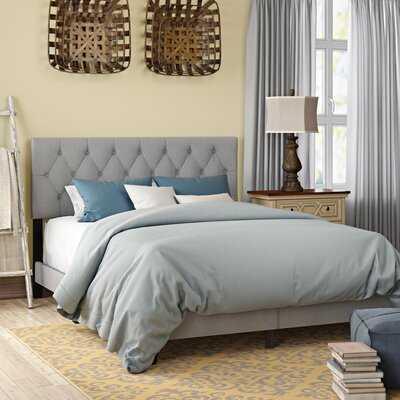 Drusilla Upholstered Standard Bed - Wayfair