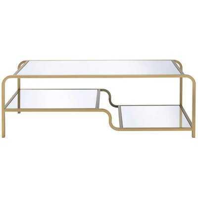 Manya Coffee Table with Storage - Wayfair