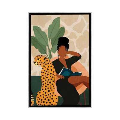 Stay Home No. 1 - Graphic Art Print - Wayfair