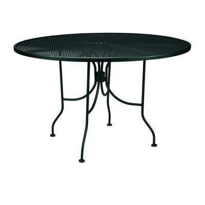 Gustav Metal Dining Table - Wayfair