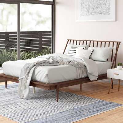 Dorinda Solid Wood Bed -Queen - AllModern