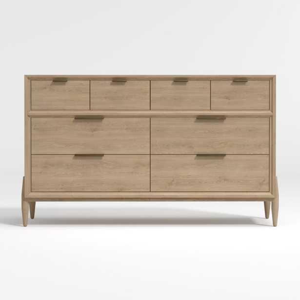 Kids Bodie Wood Wide Dresser - Crate and Barrel