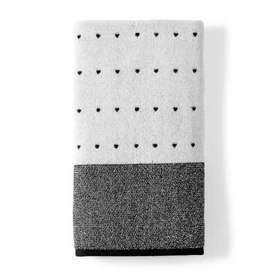 Triangle 100% Cotton Bath Towel - AllModern