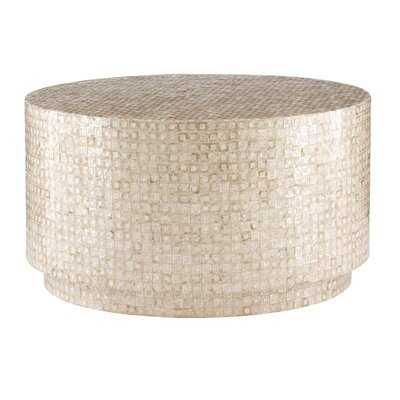 Arahant Drum Coffee Table - Wayfair