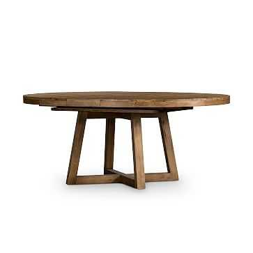 Emmerson Round Expandable Dining Table - West Elm