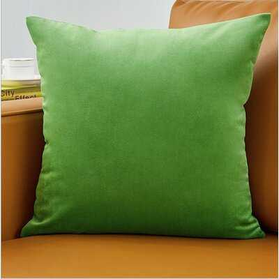 Sims Velvet Throw Pillow - Wayfair