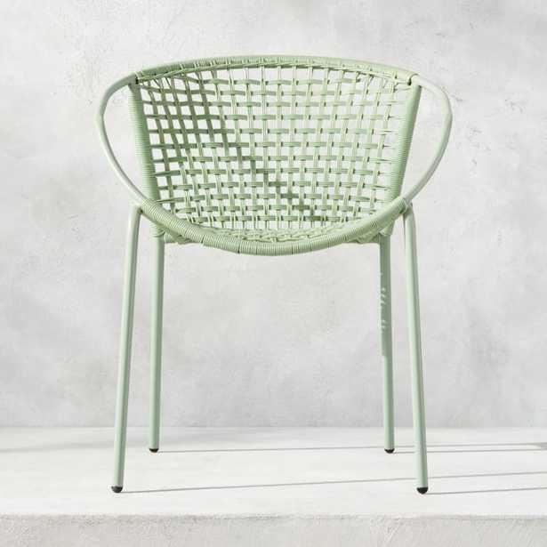 Sophia Sage Dining Chair - CB2