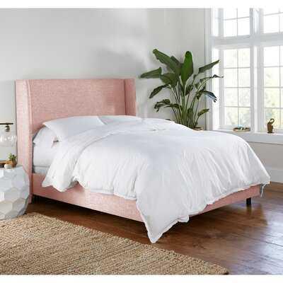 Alrai Upholstered Standard Bed - Wayfair