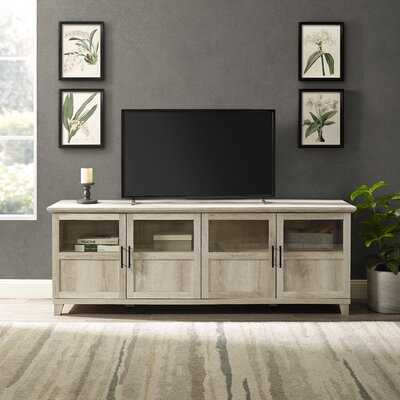 Timpson TV Stand for TVs up to 78 inches - Birch Lane