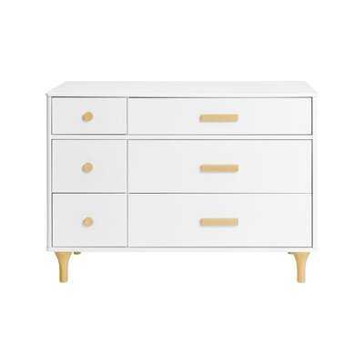 Lolly 6 Drawer Double Dresser - AllModern