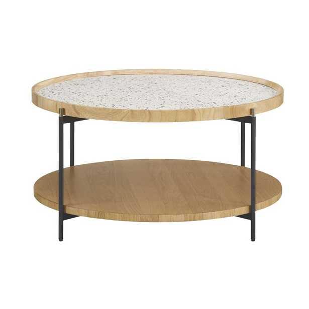 Bobby Berk Home Coffee Table with Storage - Perigold