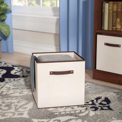 Closet Dresser Drawer Foldable Fabric Storage Bin - Wayfair
