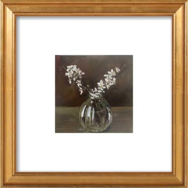 Plum blossom by Philine van der Vegte for Artfully Walls - Artfully Walls
