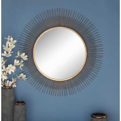 Cicely Modern and Contemporary Wall Mirror - Wayfair