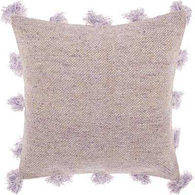 Dania Cotton Throw Pillow - AllModern