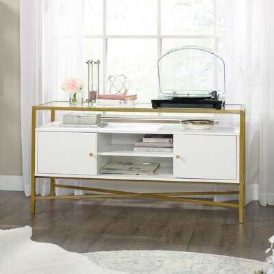 """Deleon TV Stand for TVs up to 55"""" - Wayfair"""