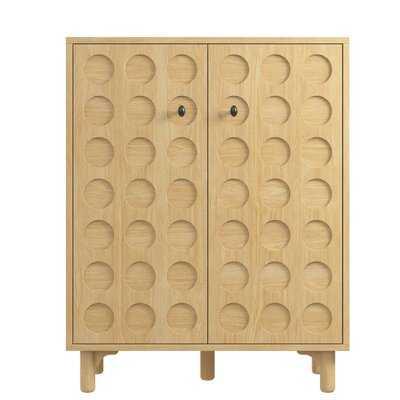 Christopher Bar Cabinet - AllModern