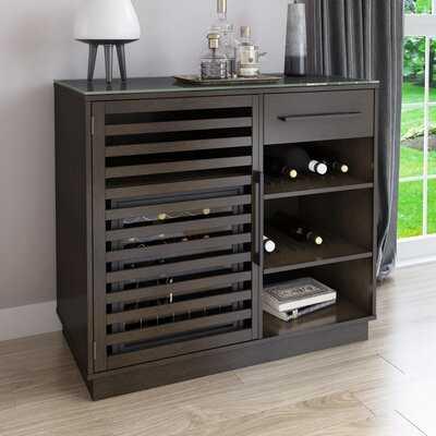 Bernay Bar Cabinet - Wayfair