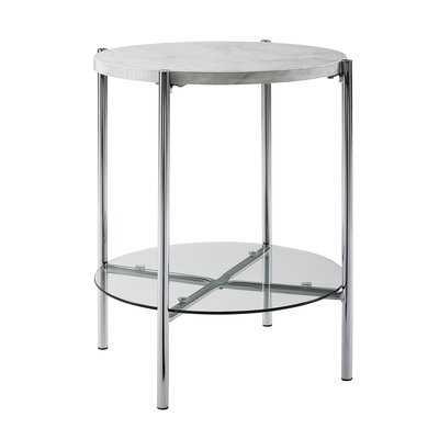 Carrillo End Table - Wayfair