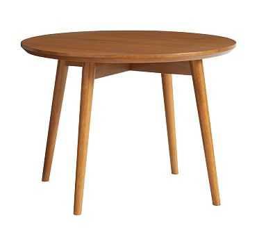 West Elm X Pbk Mid-Century Play Table, Acorn, UPS - Pottery Barn Kids