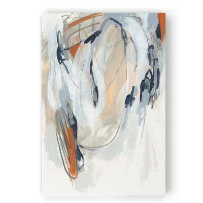 'Obfuscation II' - Painting Print on Canvas - Wayfair
