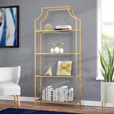 Timblin Etagere Bookcase - Wayfair