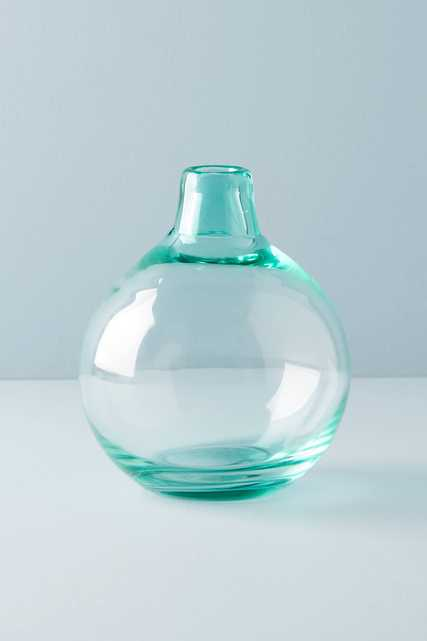 Translucent Bubble Vase - Anthropologie