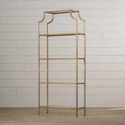 Otha Etagere Bookcase - Wayfair
