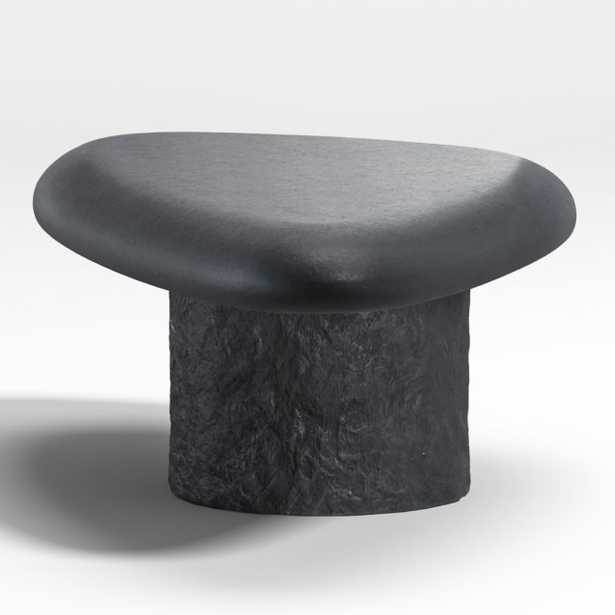 Galisteo Pebble Coffee Table - Crate and Barrel