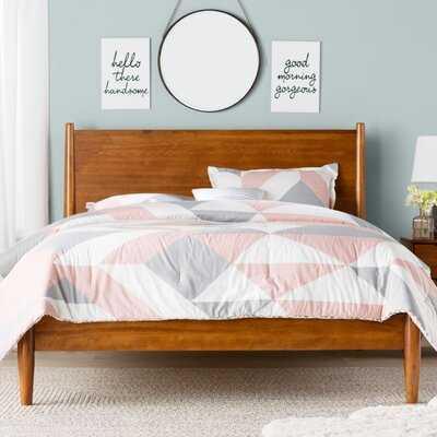 Mason Platform Bed - AllModern