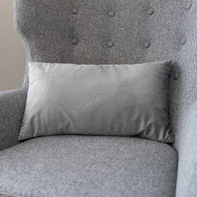 Nokesville Velvet Lumbar Pillow Cover - Wayfair