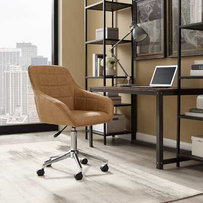 Kiesel Flare Armrest Task Chair - Wayfair