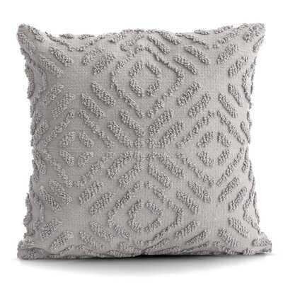 Square Cotton Pillow Cover - Wayfair