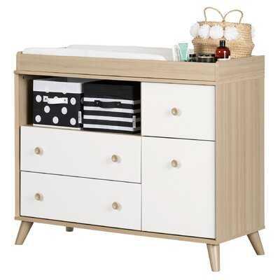 Abbeville Changing Table Dresser - AllModern