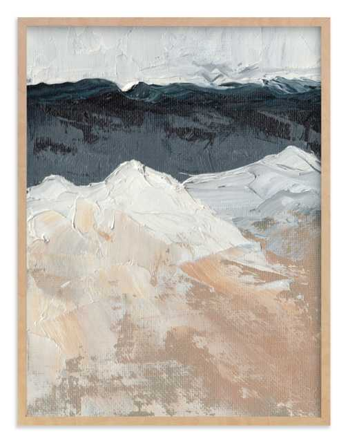 Mountain Movements Limited Edition Art Print - Minted