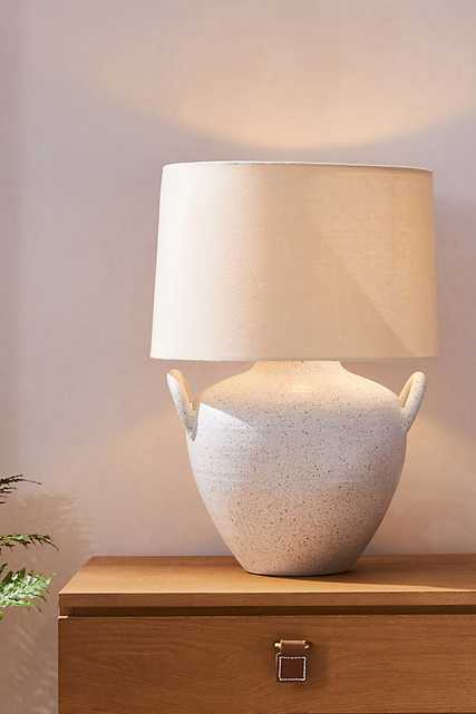 Amber Lewis for Anthropologie Marana Table Lamp By Amber Lewis for Anthropologie in Beige - Anthropologie