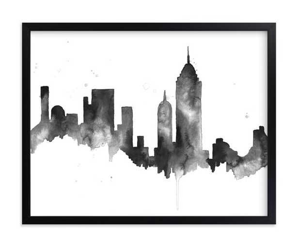 New York City Skyline Art Print - Minted