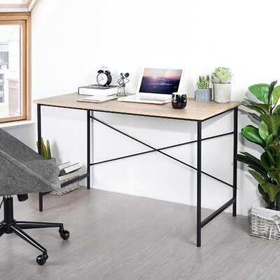 Abuzer Solid Wood Desk - Wayfair