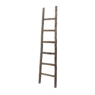 Wooden 6 ft Blanket Ladder - AllModern