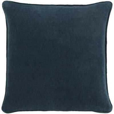 Seligman Cotton Throw Pillow Cover - Wayfair