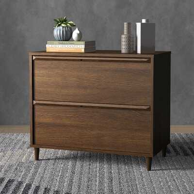 Elston Quarters & Craft Raleigh Collection Home Office 2-Drawer Lateral Filing Cabinet - Wayfair
