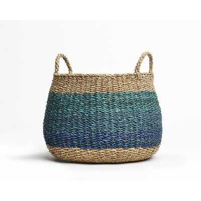 Seagrass Storage Basket - Wayfair