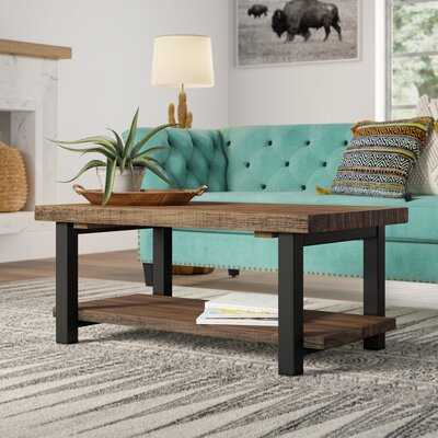 Adams Coffee Table - Wayfair