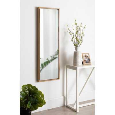 Loeffler Modern & Contemporary Accent Mirror - Wayfair